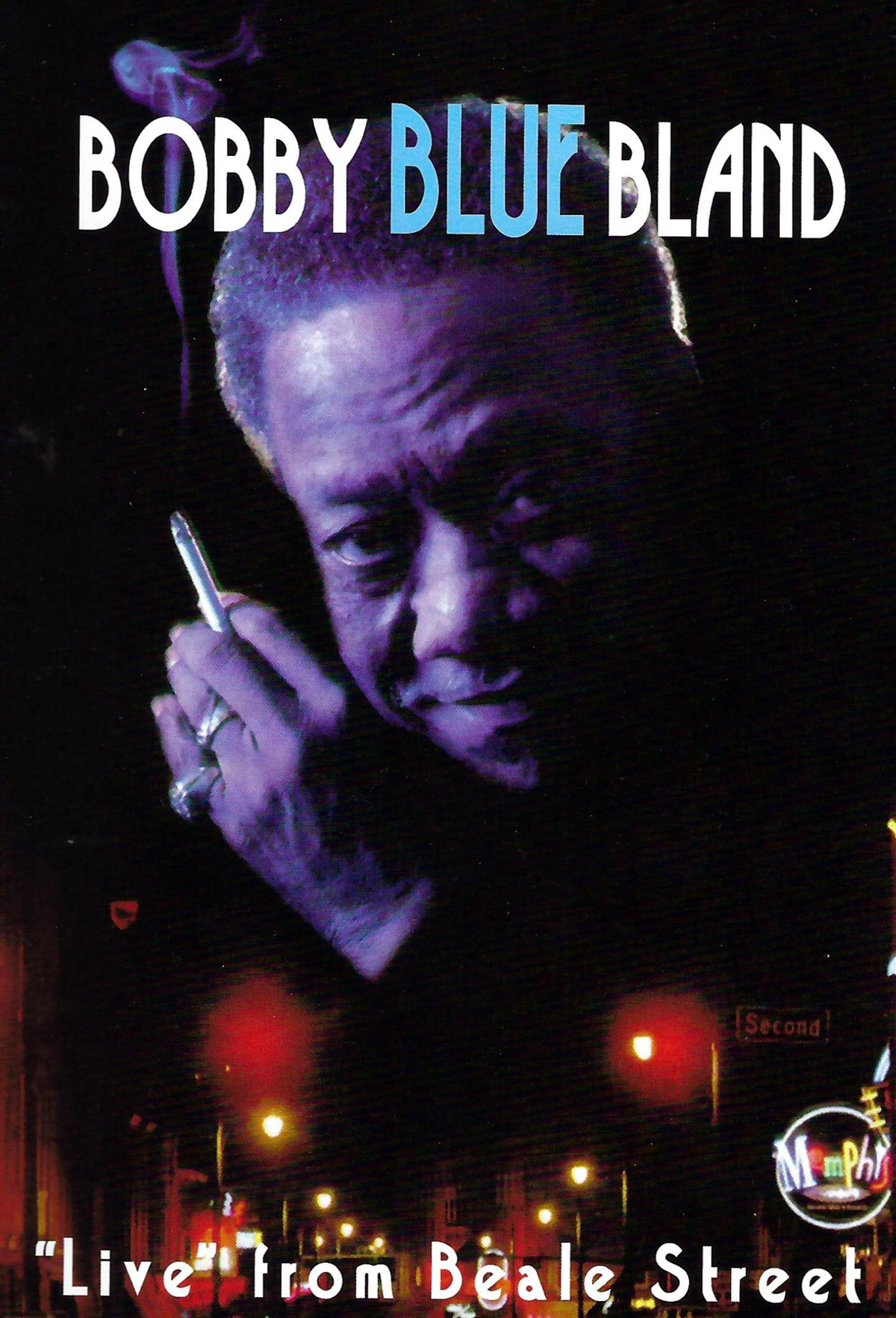 Bobby Blue Bland, Live from Beale Street, DVD, Drums and Percussion, 1997