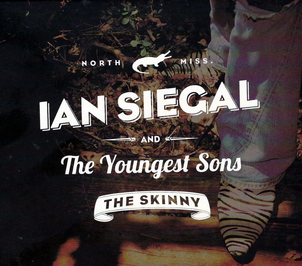 Ian Siegal, The Youngest Sons, Drums, 2011
