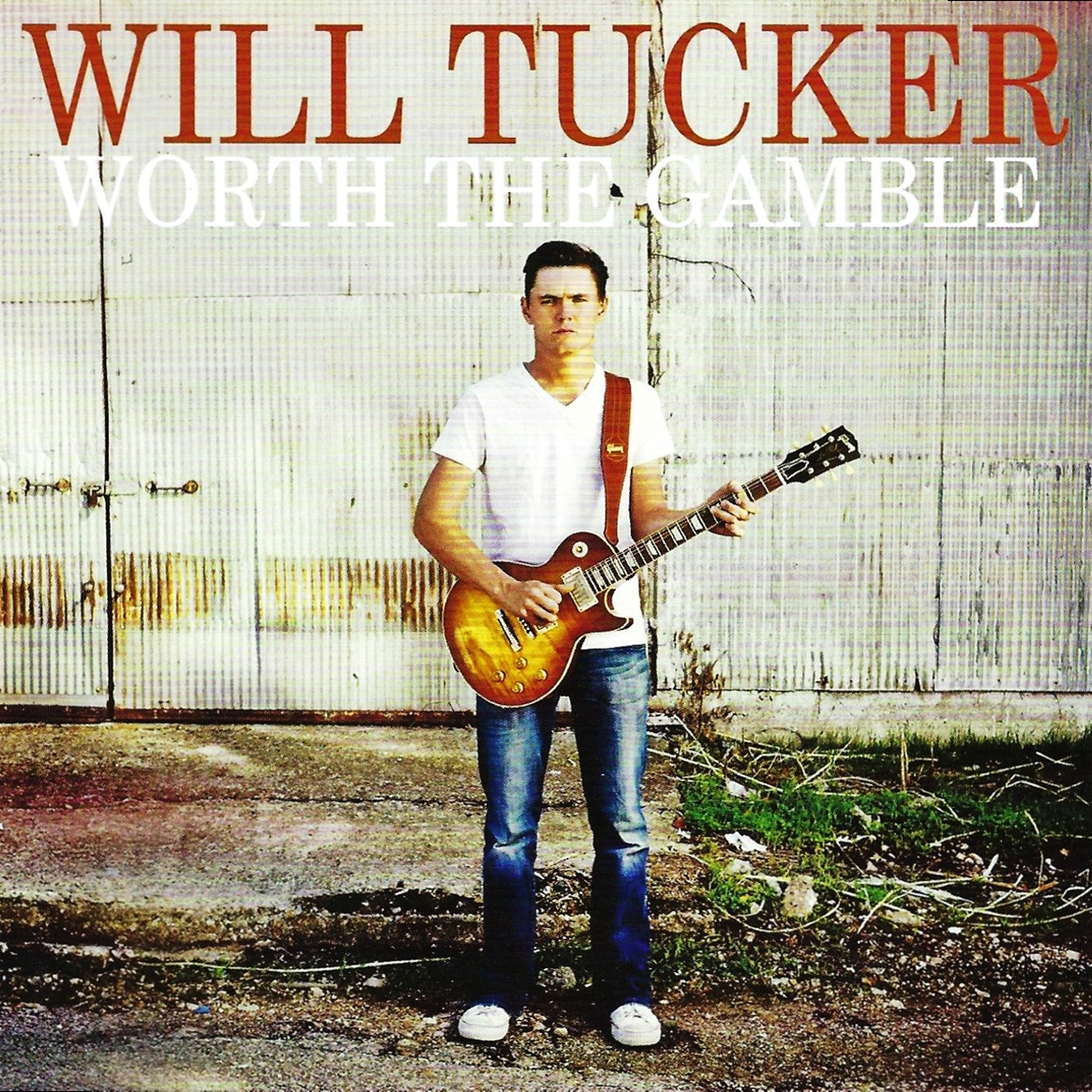 Will Tucker, Worth The Gamble, Drums, 2015