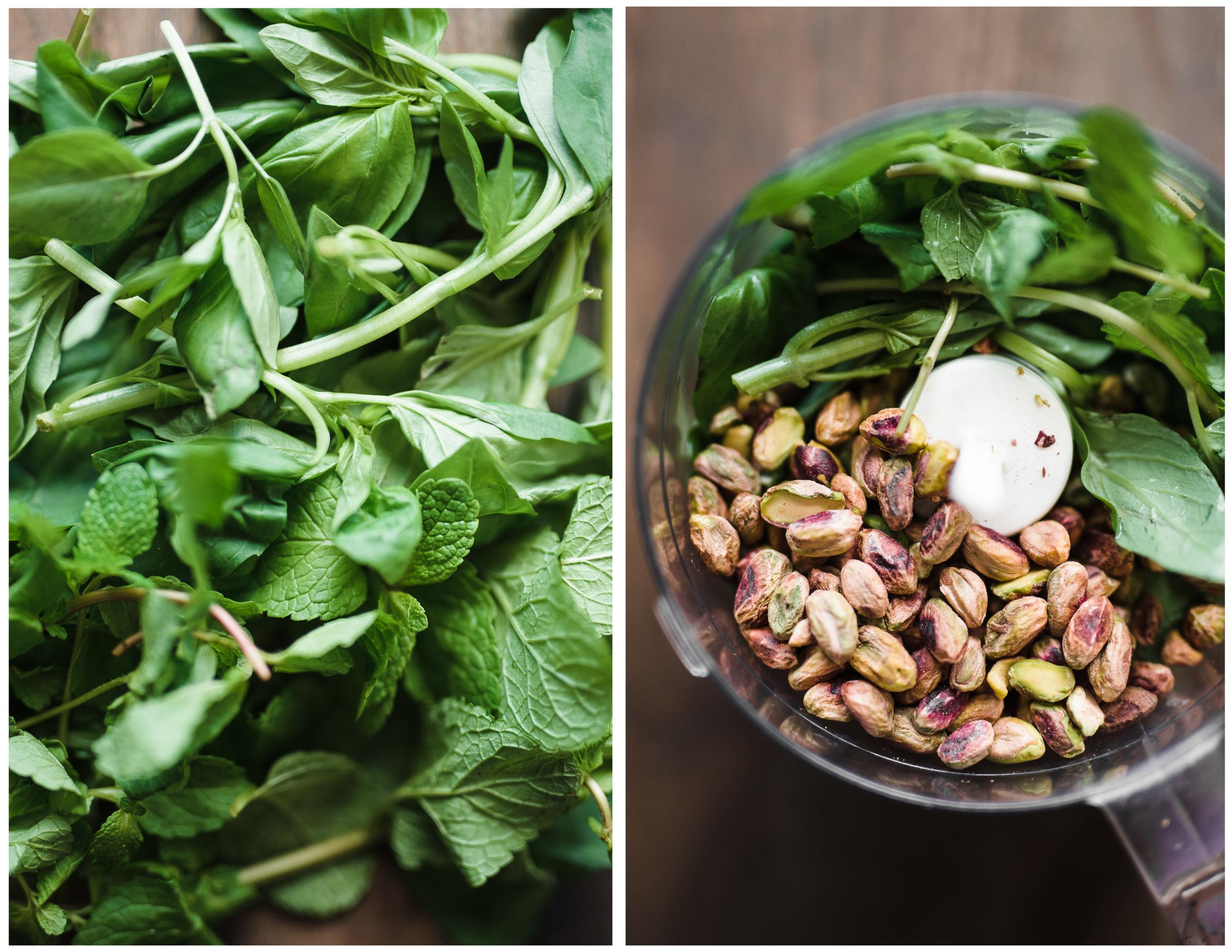 Pistachio Olive Pesto Tarte Soleil - Gather A Table