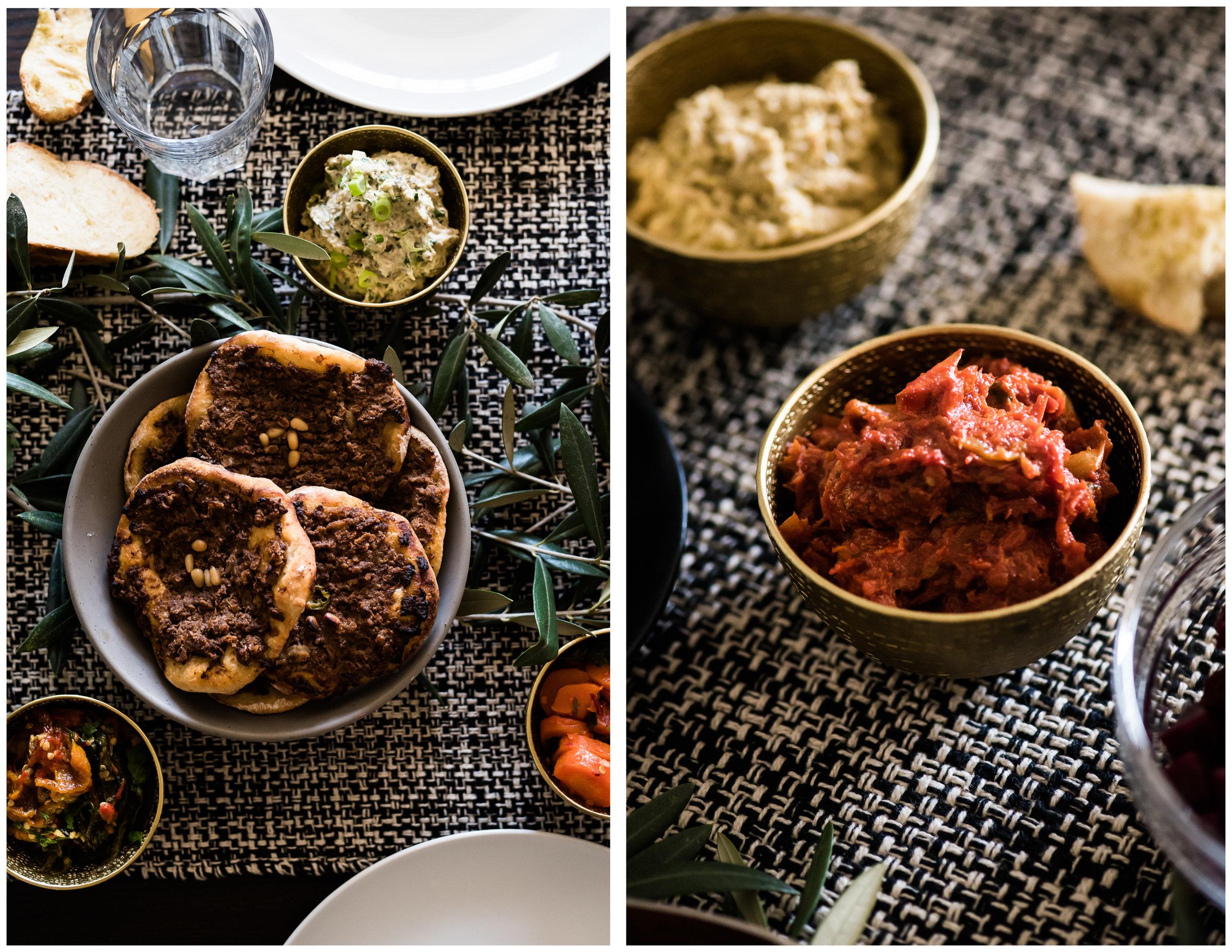 Shabbat Dips & Salads | Gather a Table
