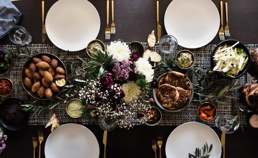 My Shabbat Table | Gather a Table
