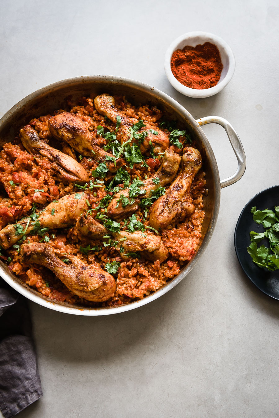 Tbit: Iraqi Chicken and Brown Rice | Gather a Table