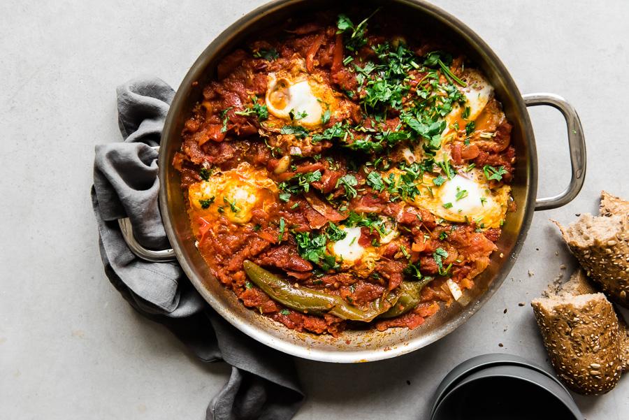 Roasted Tomato Shakshuka | Gather A Table