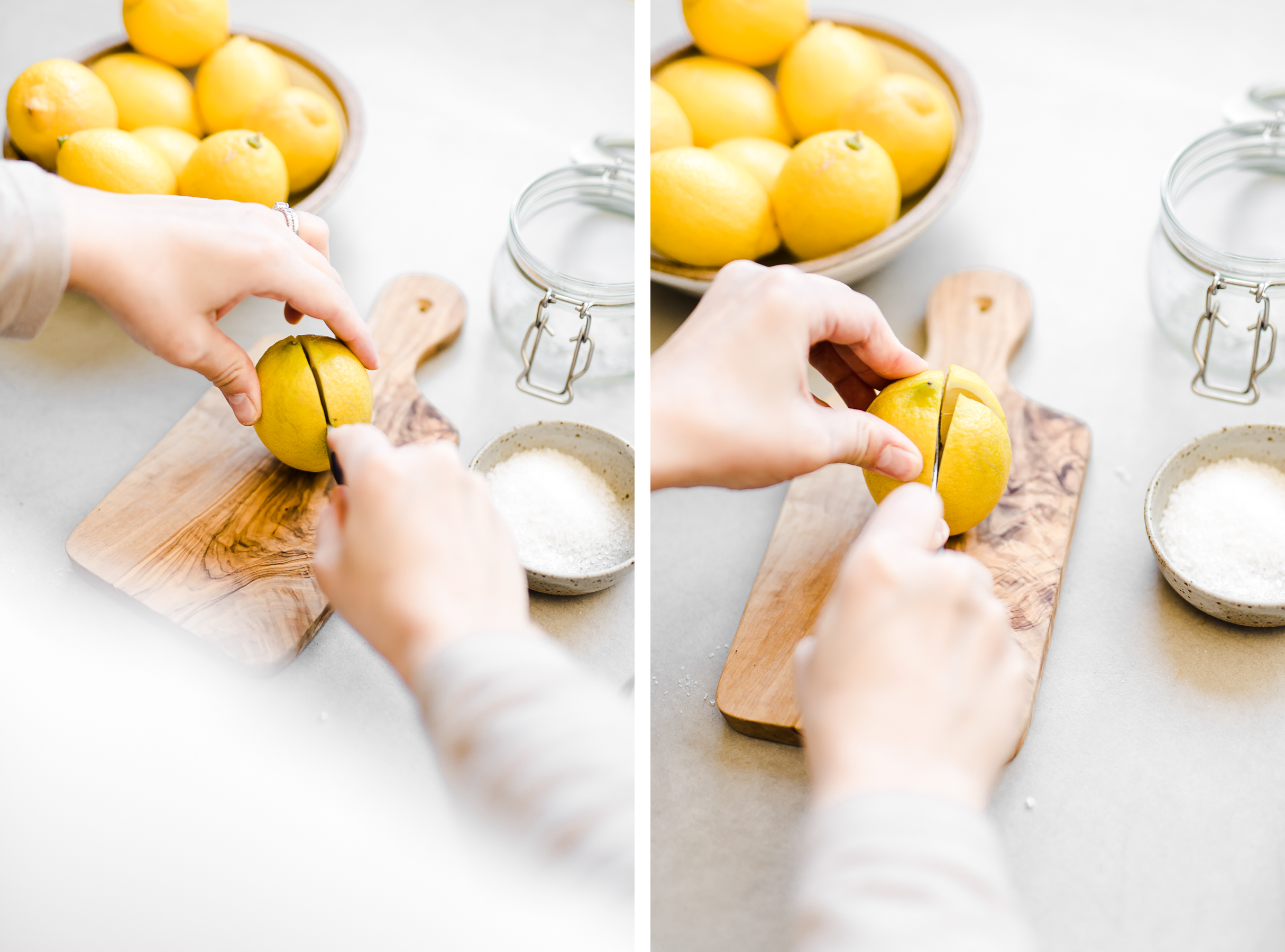 How to Make Preserved Lemons   Gather a Table