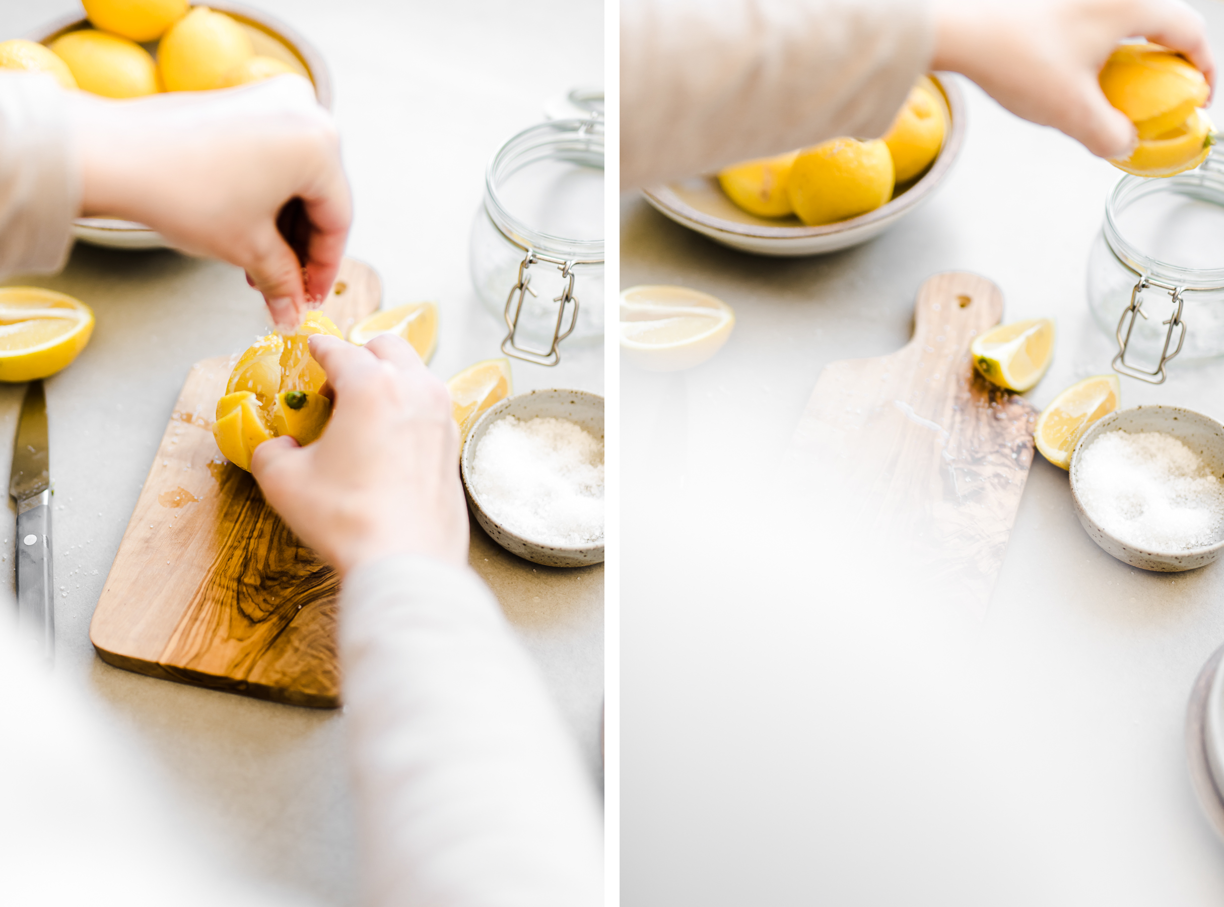 How to Make Preserved Lemons | Gather a Table