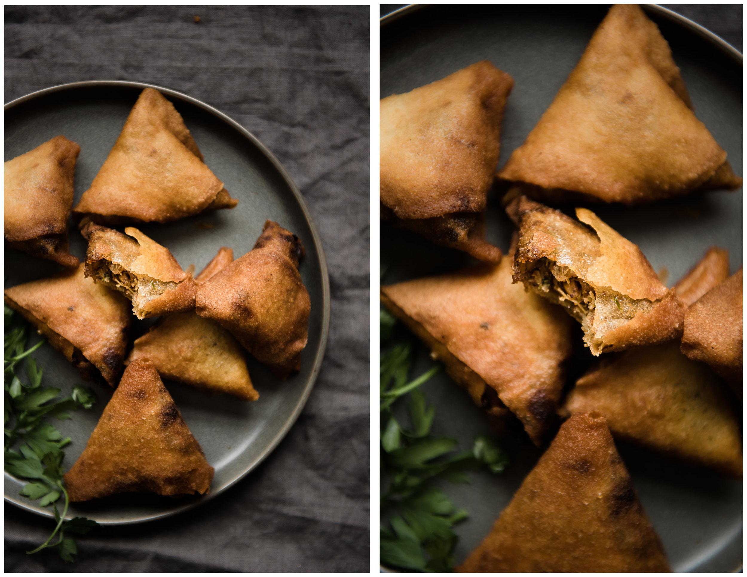 Moroccan Chicken Pastilla   Gather a Table