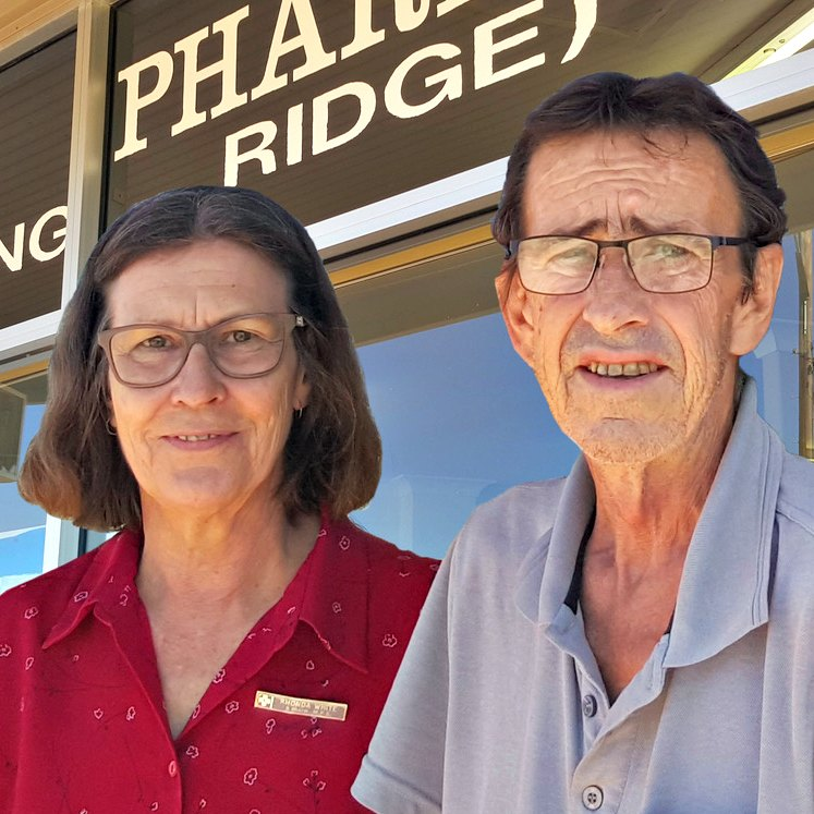 Rhonda White & Garry Yeo White's Pharmacy $30,000 AOC Founder   Read Rhonda & Garry's story here