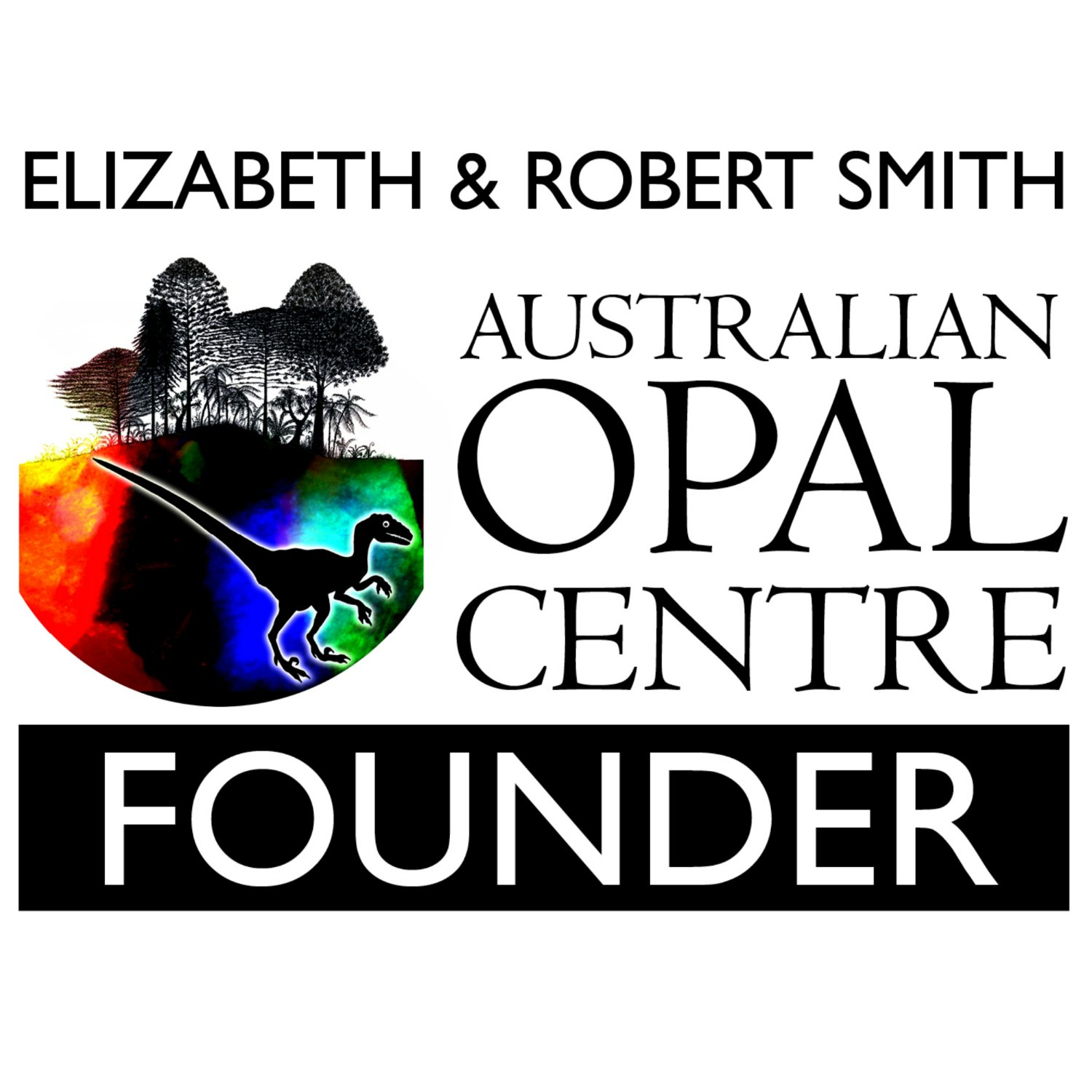 Elizabeth & Robert Smith $10,000 AOC Founder   Read Elizabeth & Robert's story here