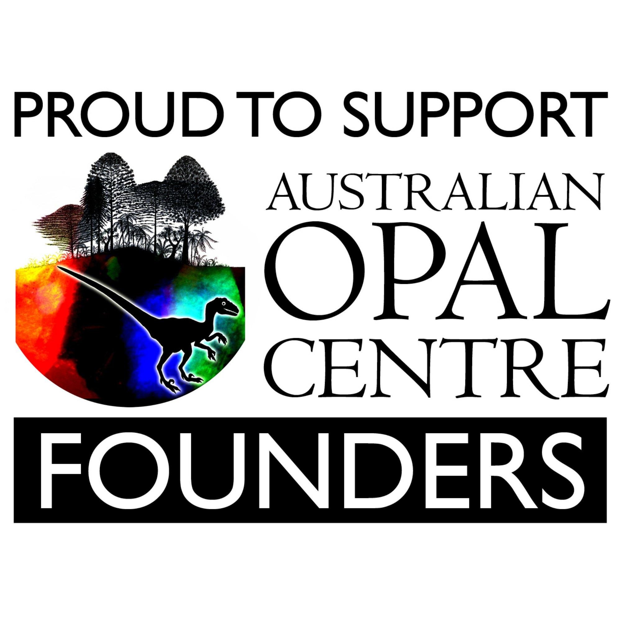Salma & Natassa Patel True Blue Opals $10,000 AOC Founder