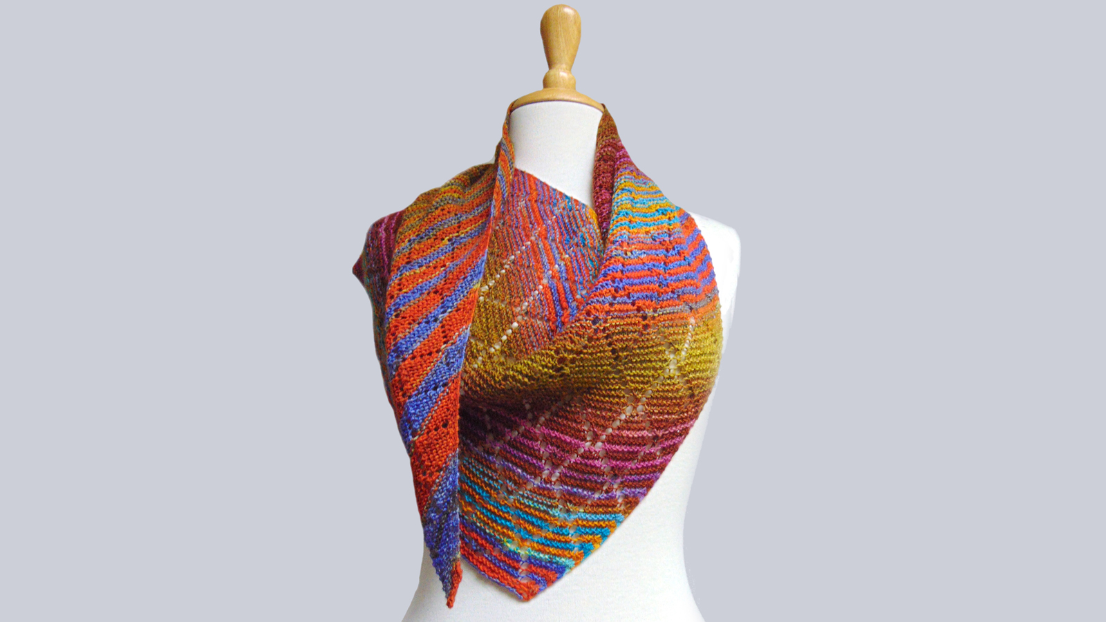 Jacinta Shawl by Ambah O'Brien