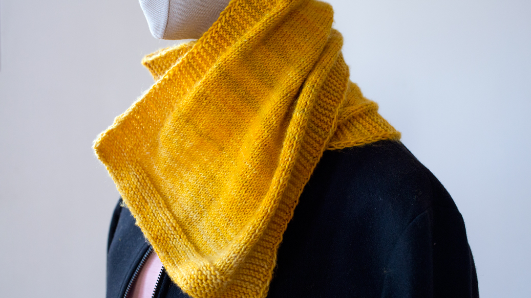 Urban Worsted Scarf