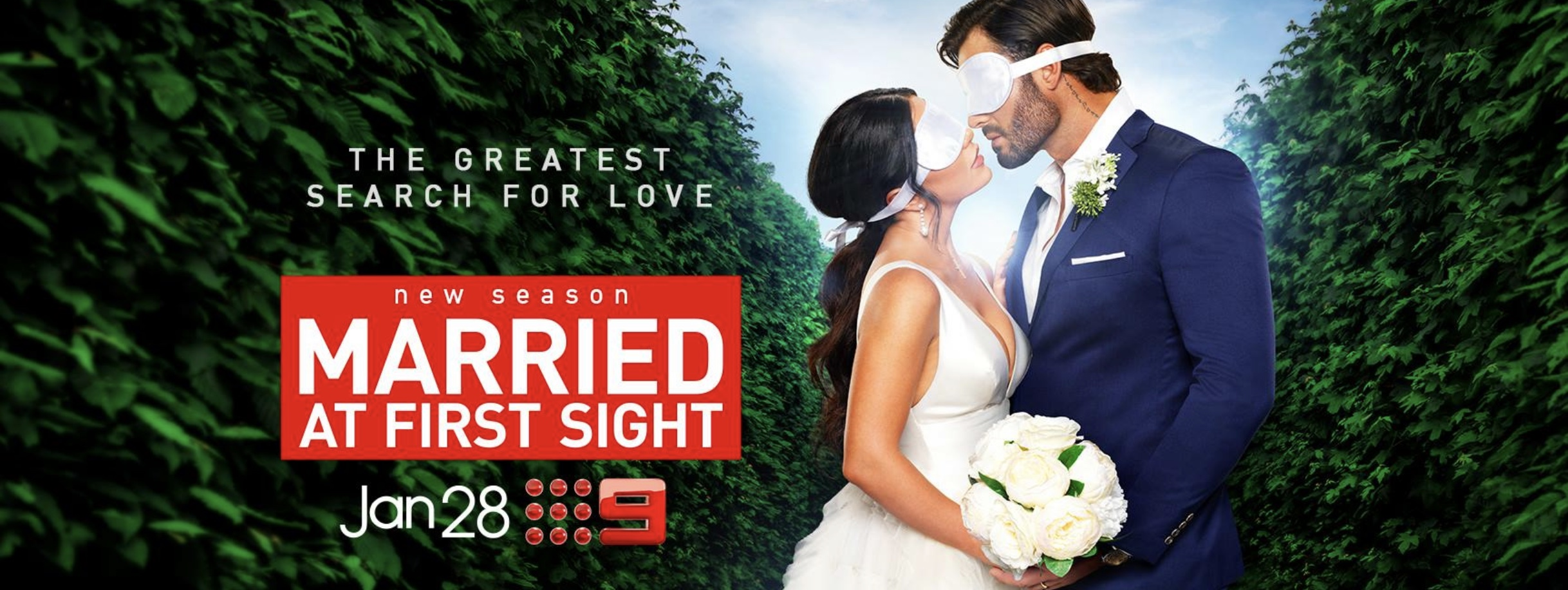 Married by Andy - Celebrant for Married at First Sight 2019