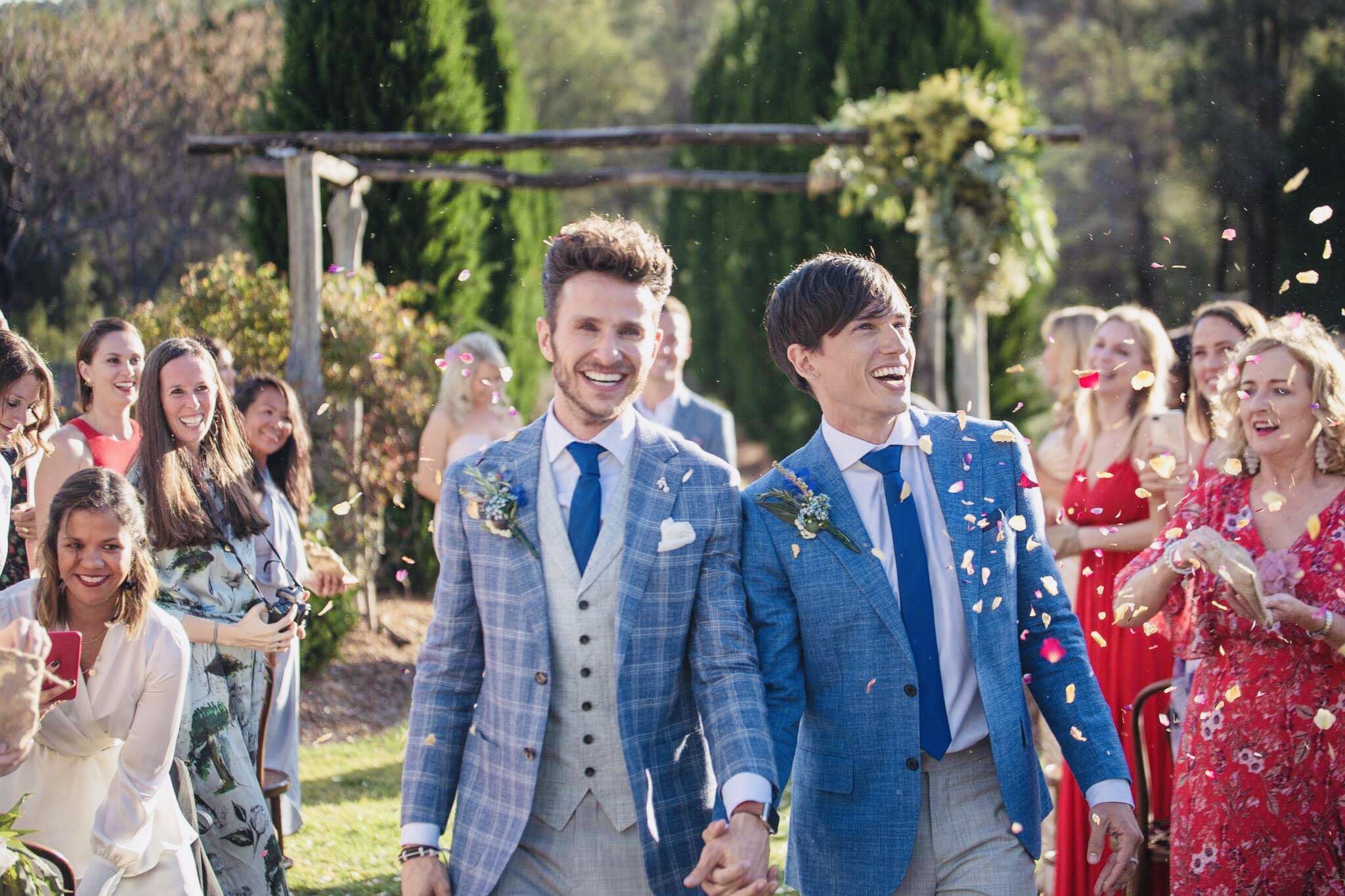 Adriano & Andy - Wedding Wollombi Oct 2018