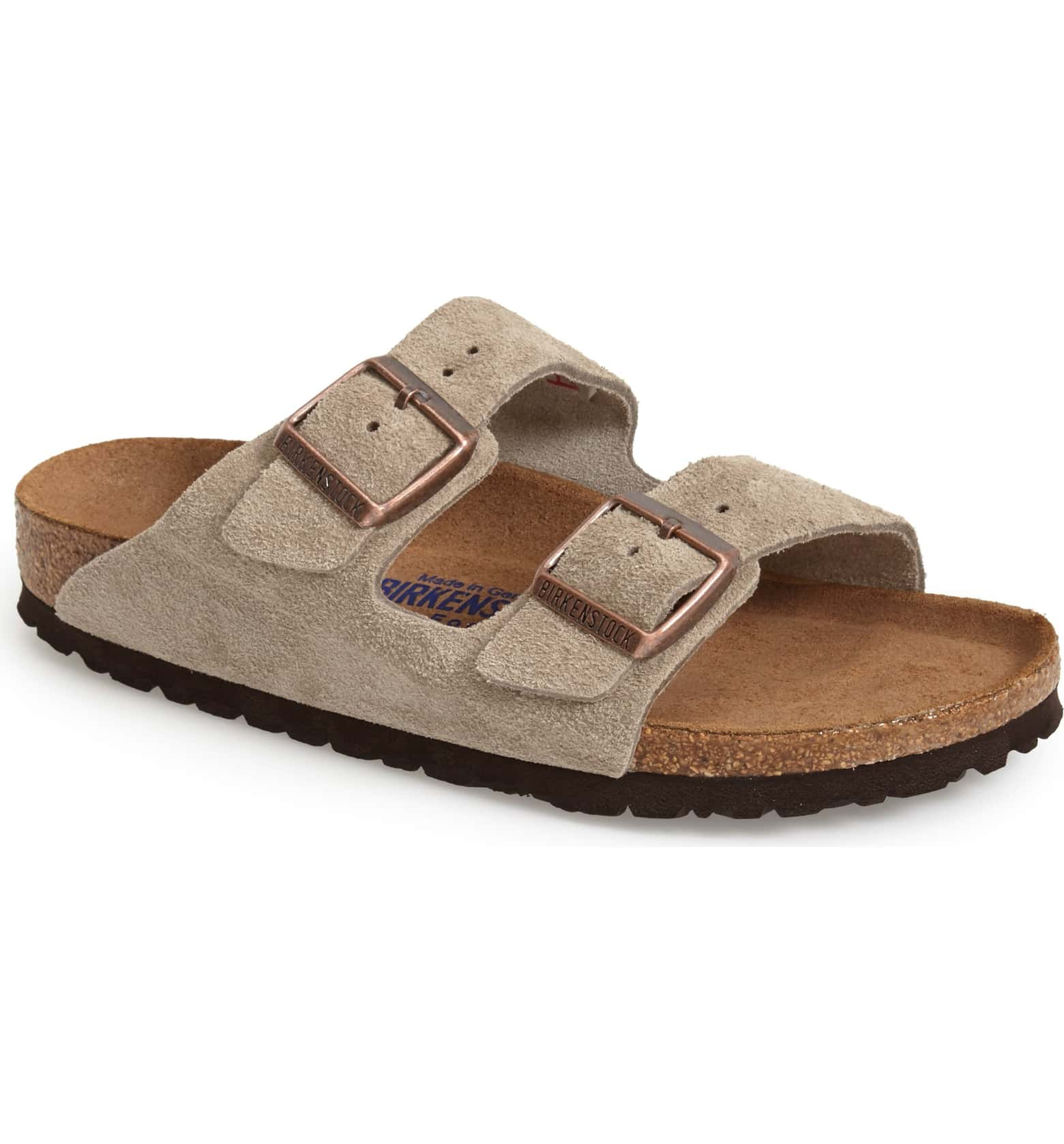Comfortable Sandals - I love Birkenstocks but if you're not into them, that's ok. Find yourself a pair of sandals that have support and are comfortable. I cannot stress the support part enough!