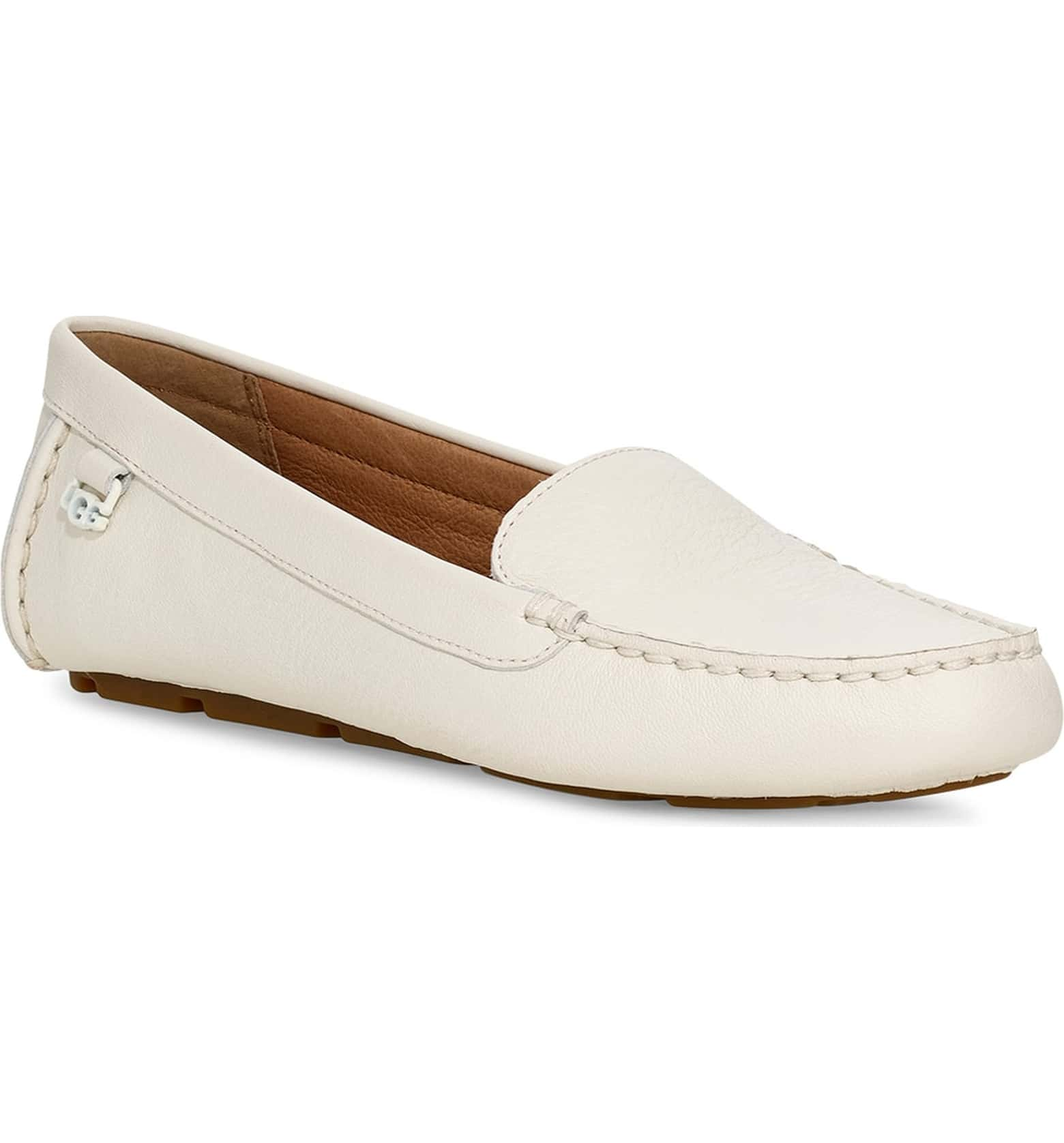 Loafers - Loafers are great for traveling through the airport or long car rides. They look polished but are comfortable and easy to take off.