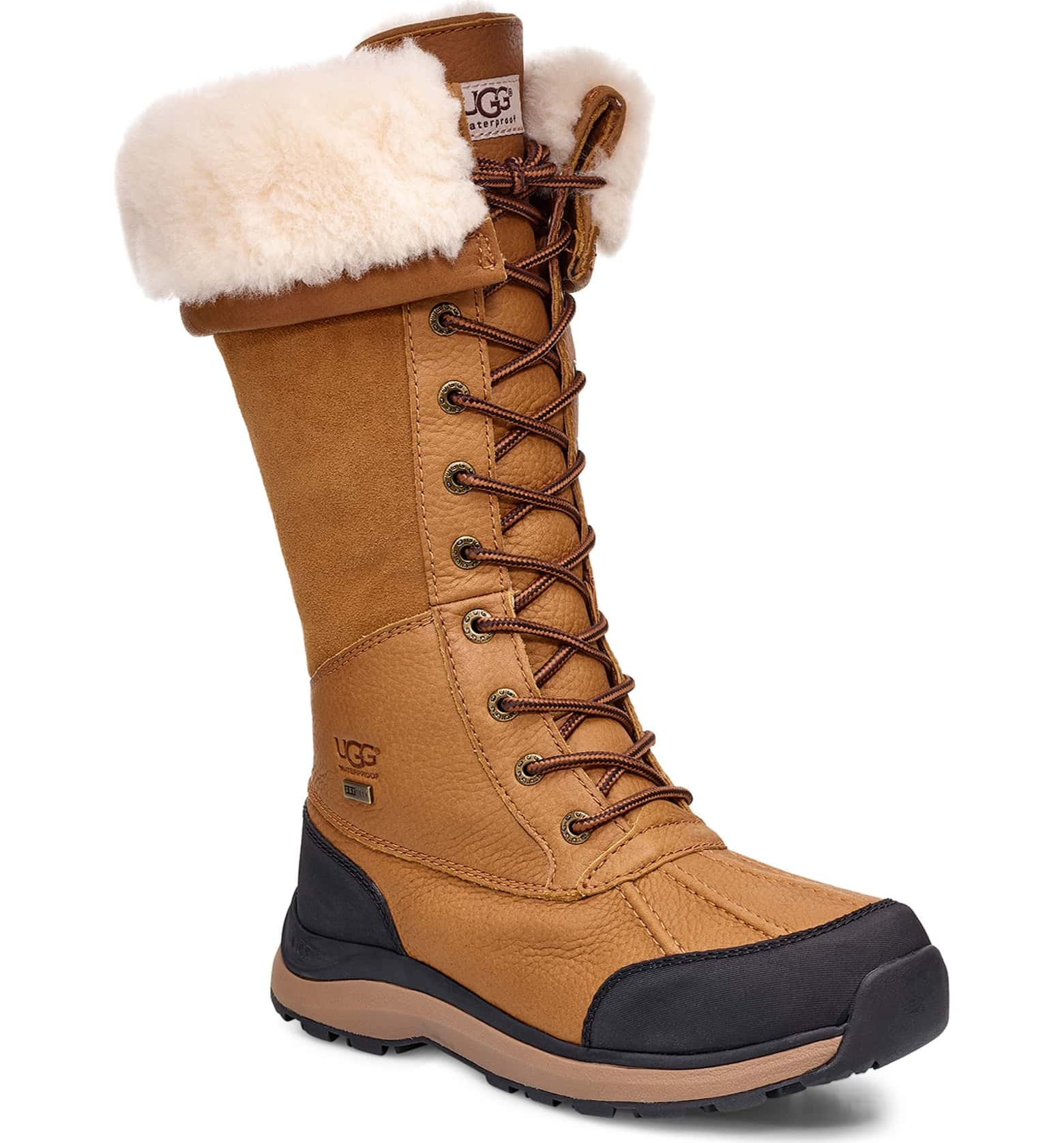 Snow Boots - Stay away from trends when it comes to snow boots, instead find a pair that will last you forever. Unless you live somewhere where it snows all of the time, you're probably only wearing them 1-2 months out of the year.