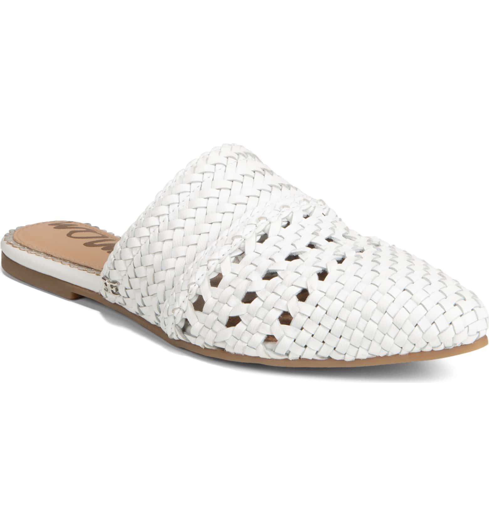 SAM EDELMAN NATALYA MULE - I'VE BEEN SEEING THIS SHOE AROUND A LOT LATELY. TO THE POINT WHERE I THINK ABOUT THEM OFTEN. AGAIN, LET'S NOT JUDGE ABOUT HOW MUCH TIME I SPEND THINKING OF MY WARDROBE!I DON'T CURRENTLY HAVE THESE SHOES BUT THEY'RE IN MY CART AT NORDSTROM AS WE SPEAK. I'M A SIZE 8 IF ANYBODY WANTS TO GIFT THEM TO ME!
