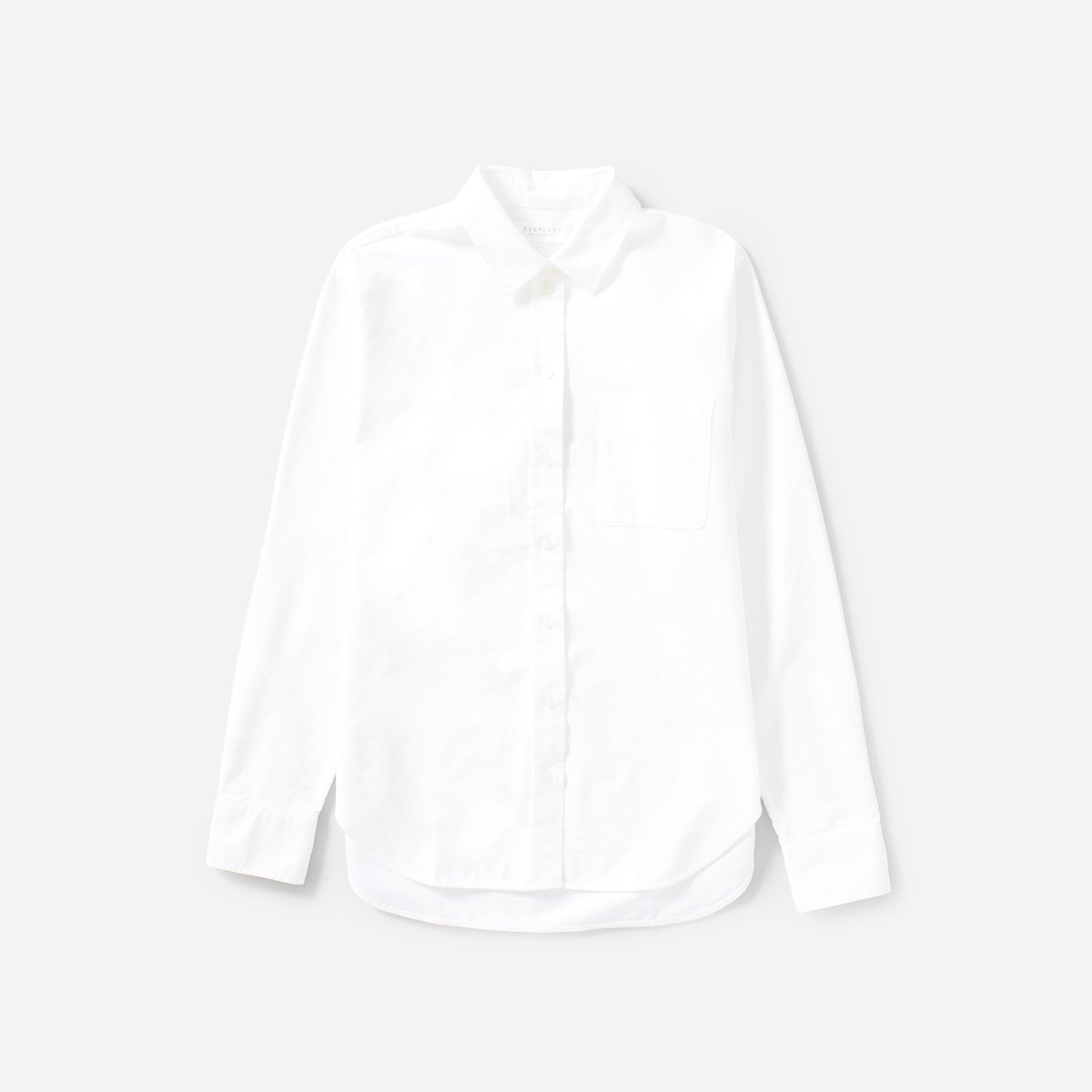 White Blouse - A crisp white button down shirt is a piece that will never go out of style. It can be worn with jeans, slacks, skirts, etc.
