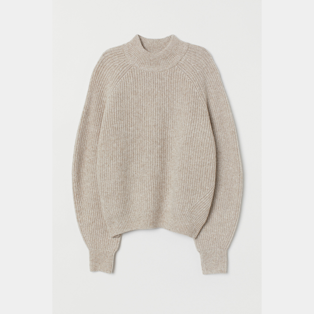 Wool sweater - There's nothing better than a good wool sweater in the dead of winter. Plus, they can be dressed up or down for any event.