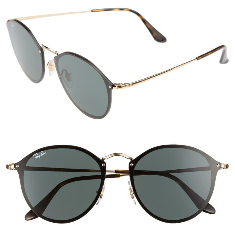 quality sunglasses - I love Ray Ban's but you can find quality sunglasses from so many places. Quality doesn't always mean expensive. Just don't drink too much tequila and lose them in a bar in DC.