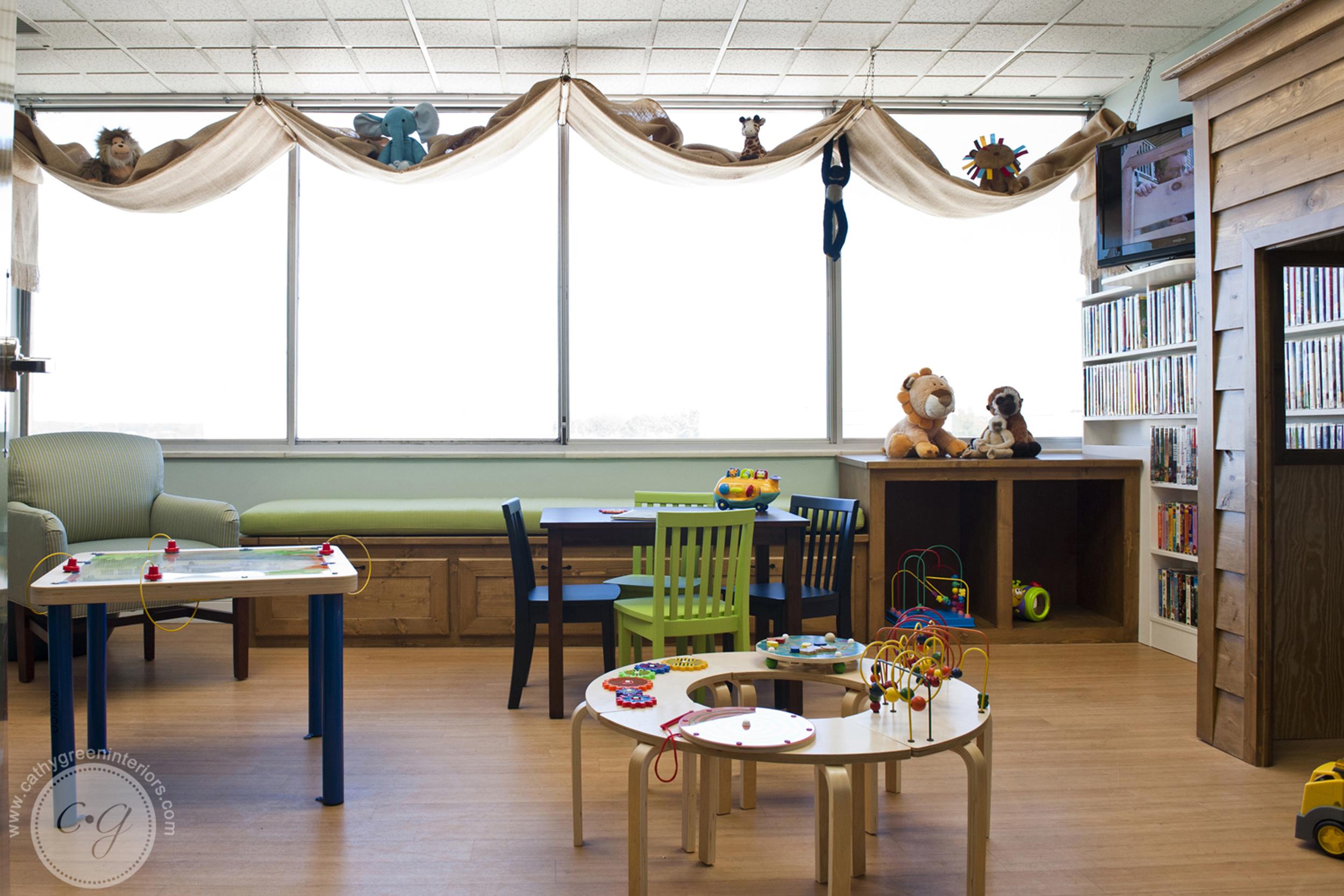 Chippenham Hospital Playroom - Richmond, VA
