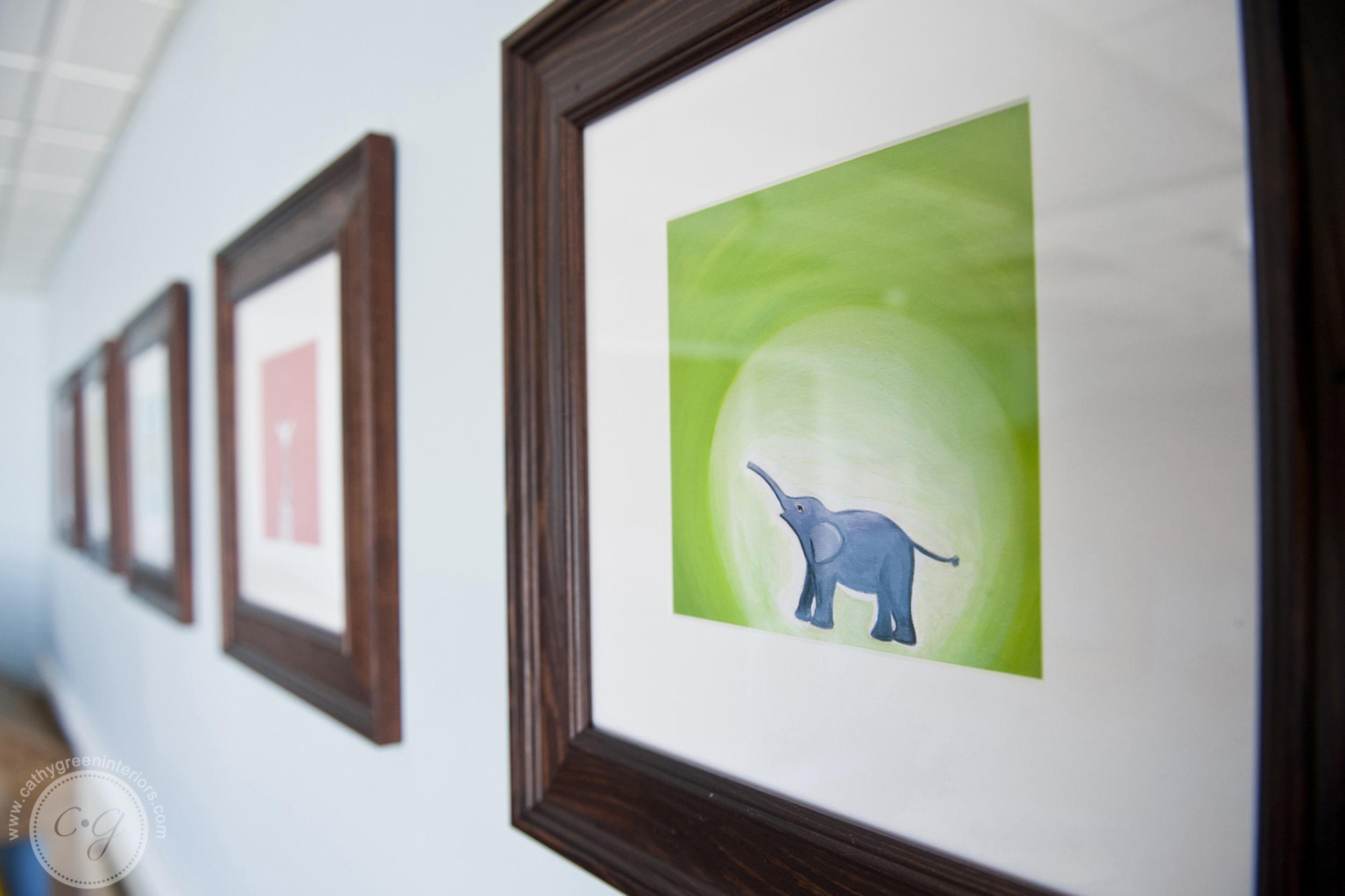 elephant art - Richmond, VA
