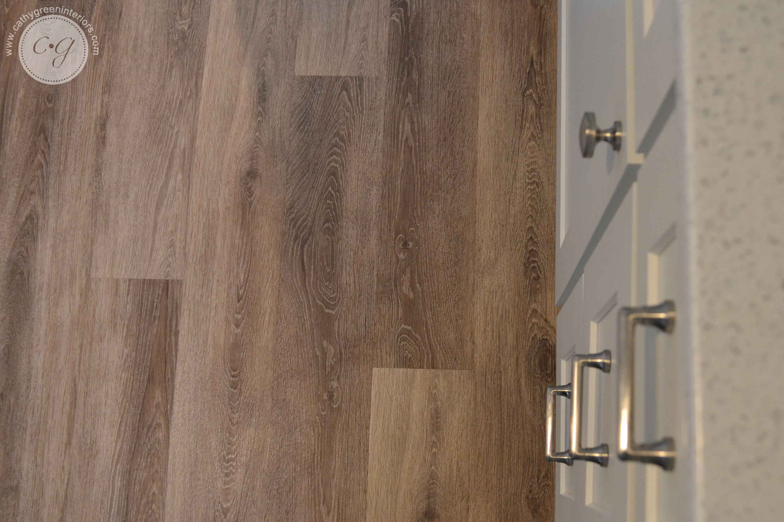 Luxury Vinyl Plank wood-look flooring