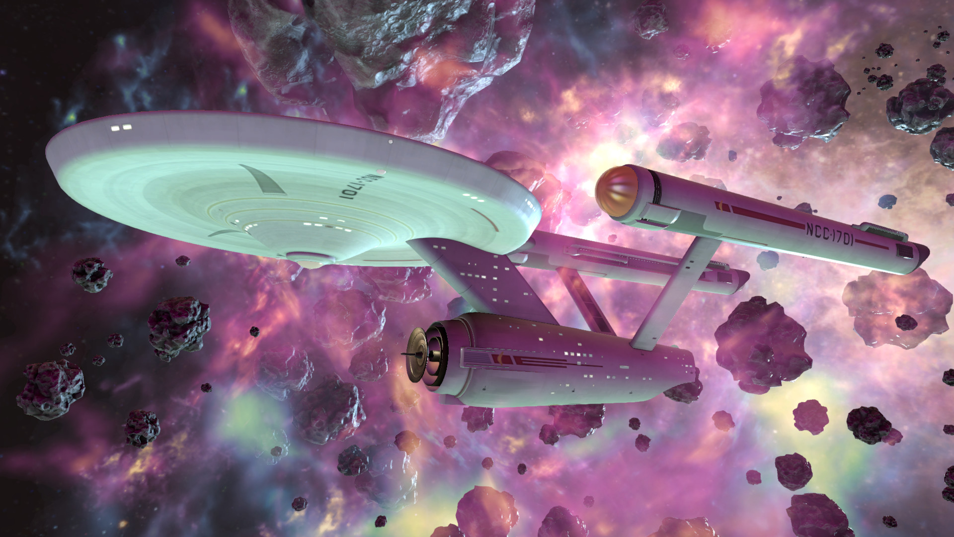 Live Long and Prosper! StarTrek VR multiplayer game is fast becoming a fan favourite [ Image source: www.store.steampowered.com/app/527100/Star_Trek_Bridge_Crew]