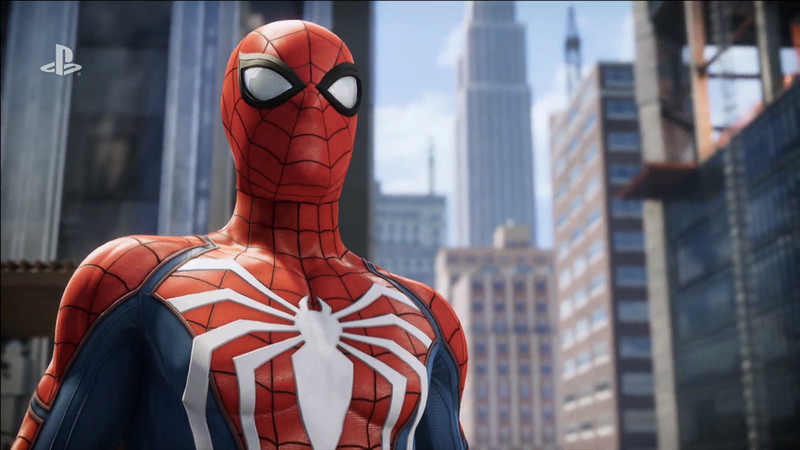 Your friendly neighbourhood Spiderman gets his very own VR experience alongside a new PS game [Insomniac Games/Sony Interactive Entertainment]
