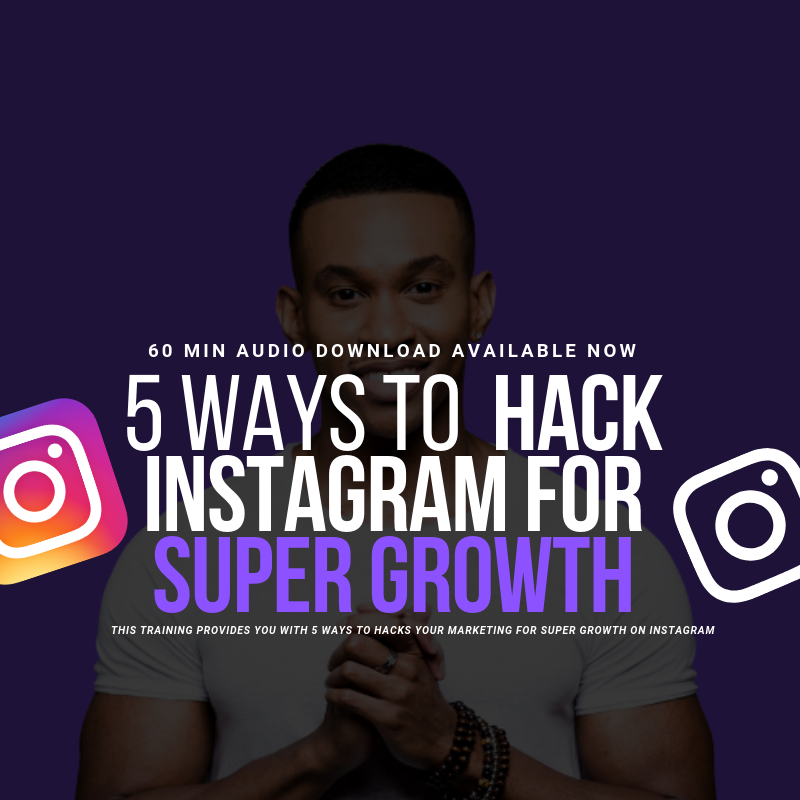 5 Ways To Hack Instagram for Super Growth