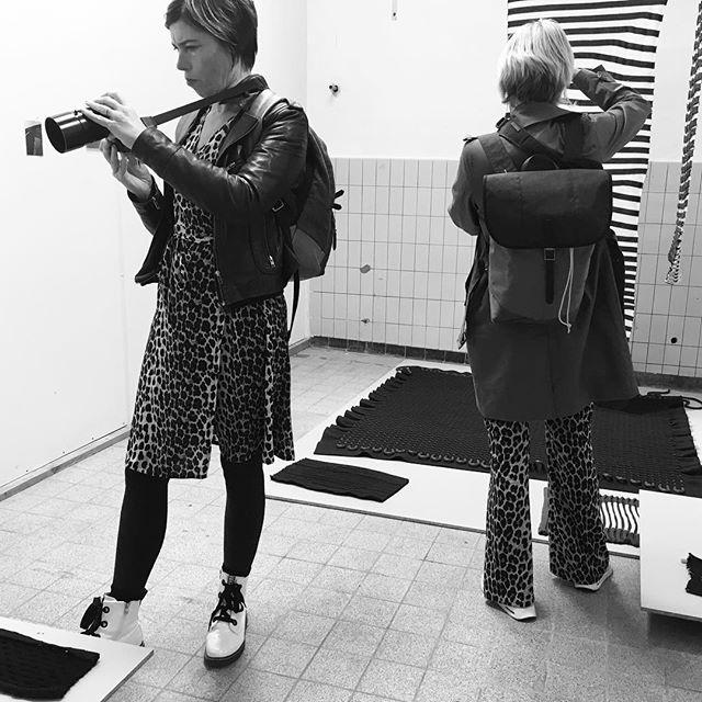 Dutch Patterns Design... #eindhoven #eindhovencity #netherlands #design #designweek #dutch #dutchdesignweek2018 #ddw2018 #ddw #allaboutdesign #designers #bestdesigners #creative #inspirational #patterndesign #textiledesign #goddesigner #crazy #crazycolor #outfit #colors #women #leopardprint #leopard #leoparddress #leopardeverywhere #freetheleopard #dutchphotographers #same #twins