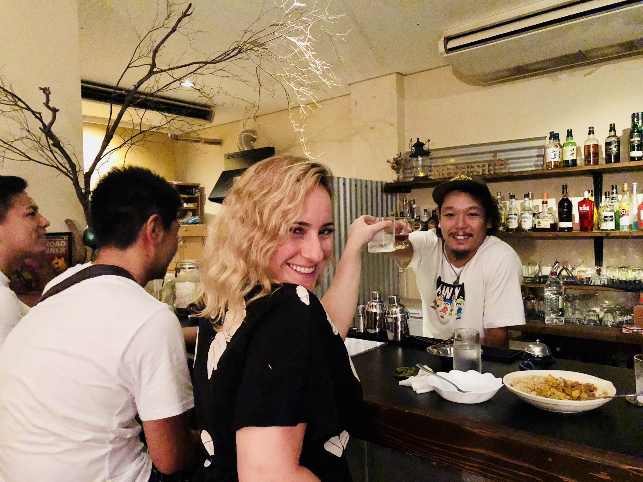 Talk foodie to me… - For more on Stephanie and her journey with Japan Food Trips, please listen to her feature on the Raw Urban Mobile Podcast, straight from the streets of Shibuya!