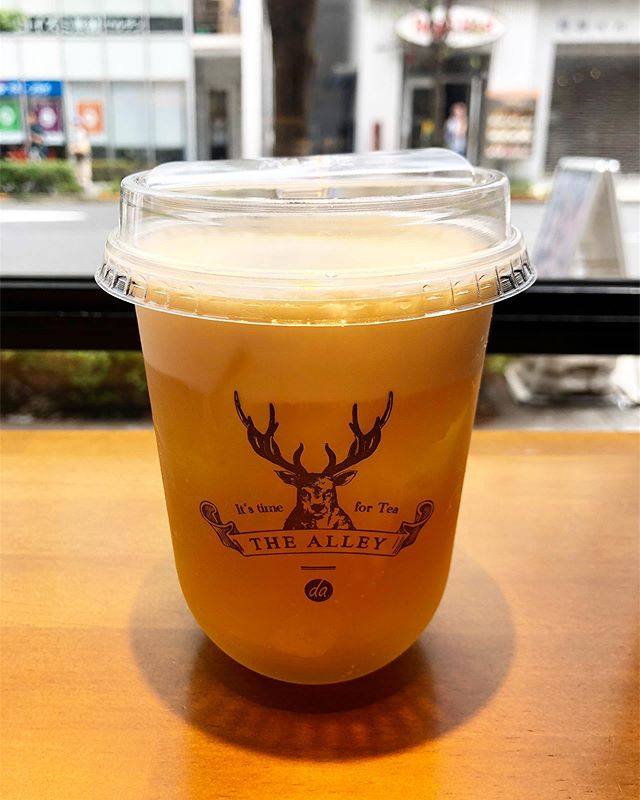 I don't totally love this boba shop (as I find their milk tea way too weak) but their seasonal peach oolong tea topped with salted milk cream is delectable. Get your peaches and cream on with this refreshing bevy.