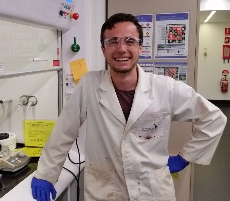 Sandy Craze - Find out how Sandy's passion for the environment led him to become a researcher.