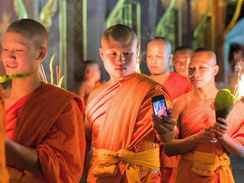 Spiritual Tourism - Why do we congregate around religious places?