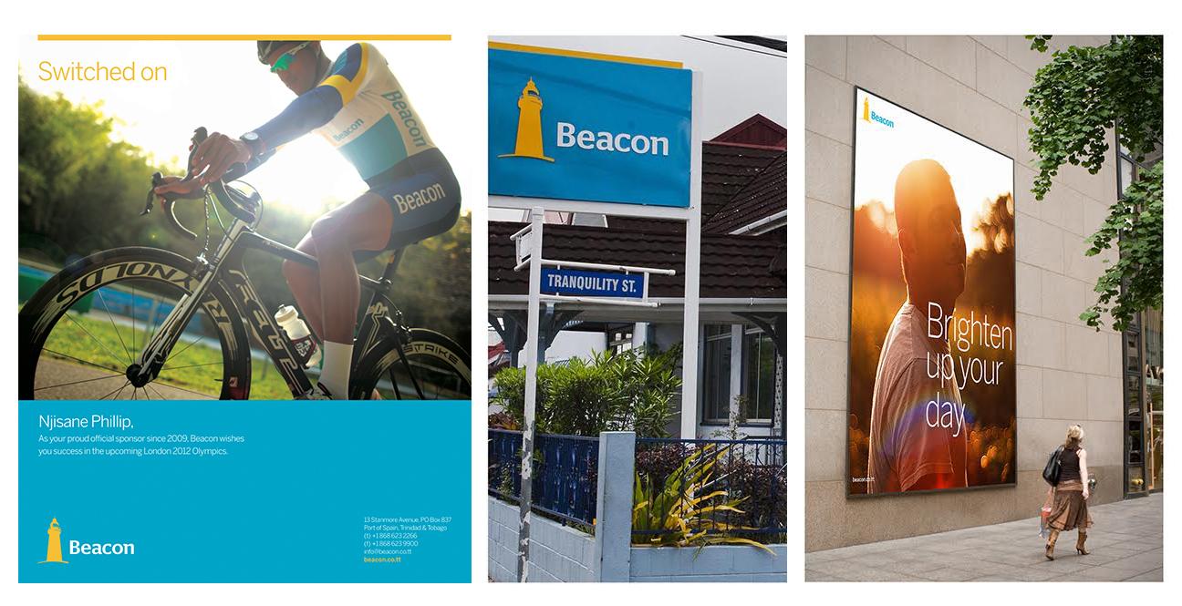 Beacon Insurance rebrand.