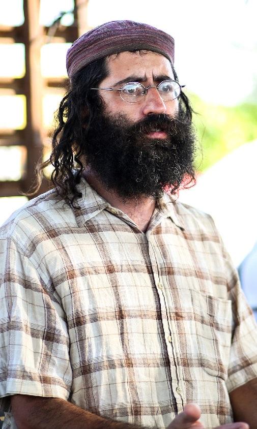 rabbi Shaul Judelman  ISRAELI CO-DIRECTOR
