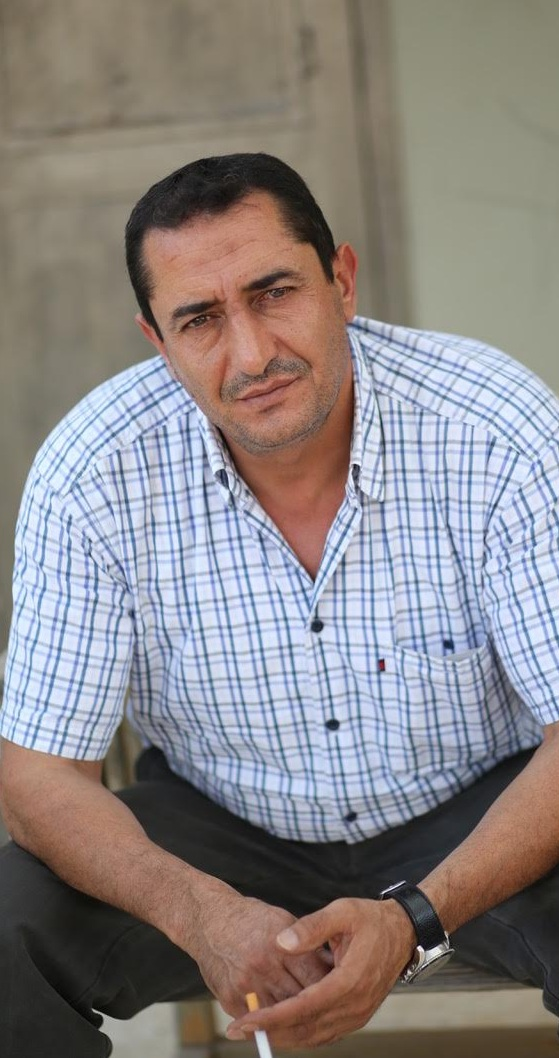 Khaled Abu Awad  PALESTINIAN CO-DIRECTOR