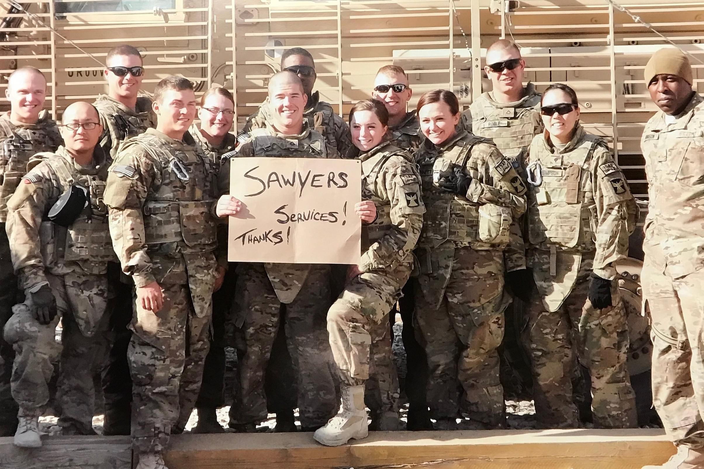 Troop Support