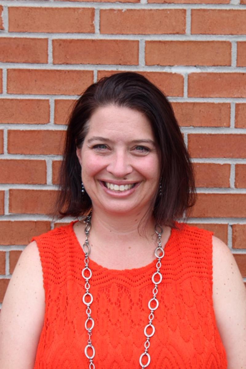 Angela Kirk -  Intern Coordinator