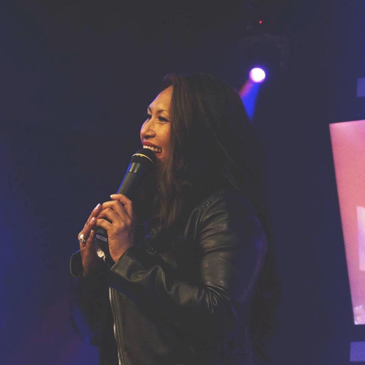 Pastor Angela Ligon - Executive Pastor