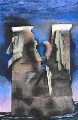 Catafalque (for Brunel), 2000 by Paul Gough