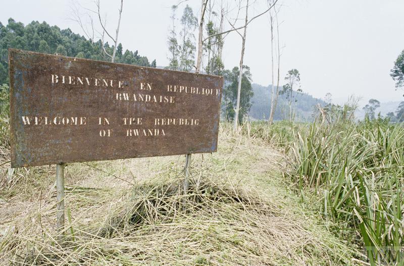 British Forces in Rwanda, Operation Gabriel, August- October 1994 © Crown copyright. IWM (UKLF-1994-100-008B-03)