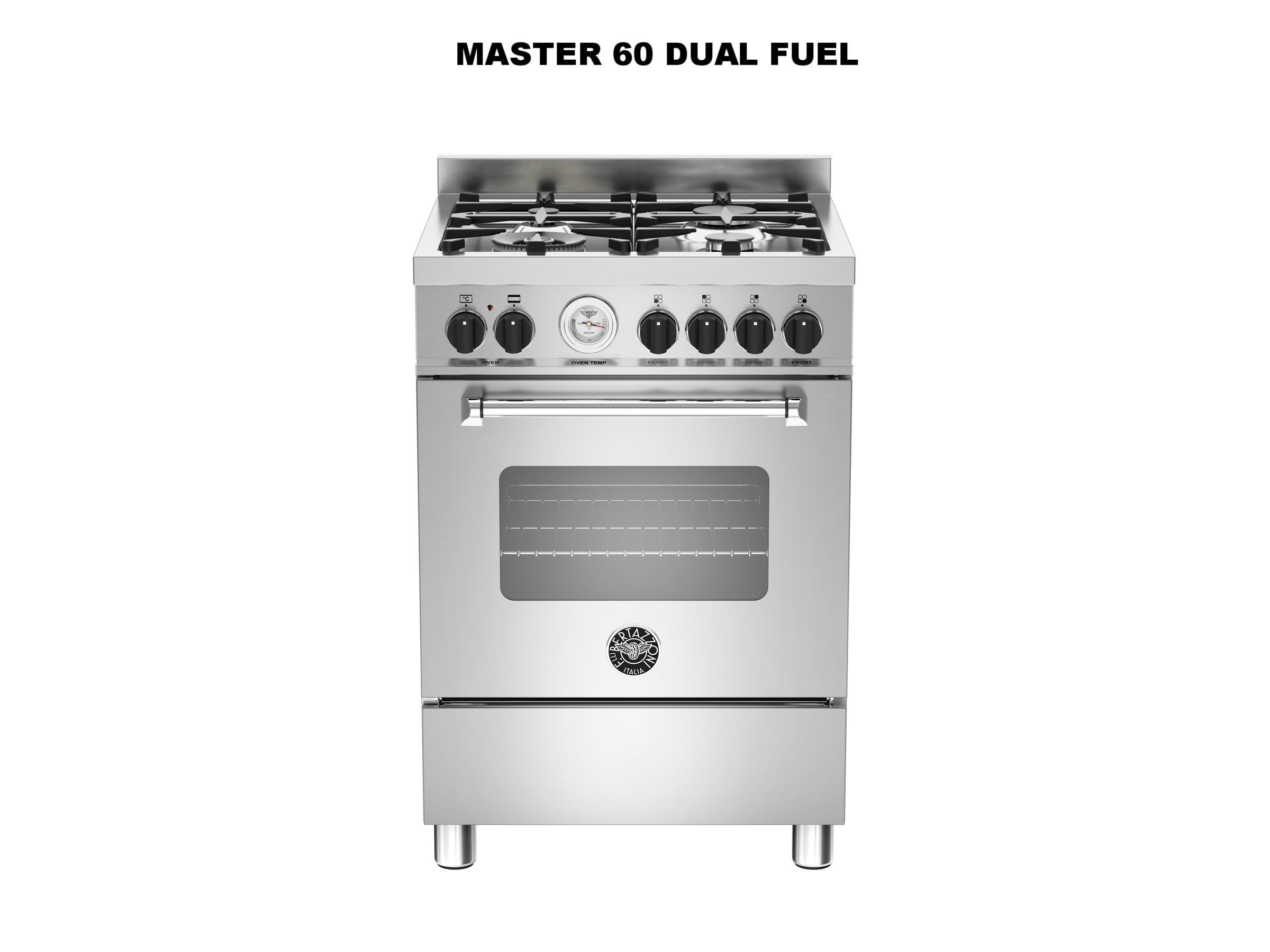 MASTER 60CM Dual Fuel