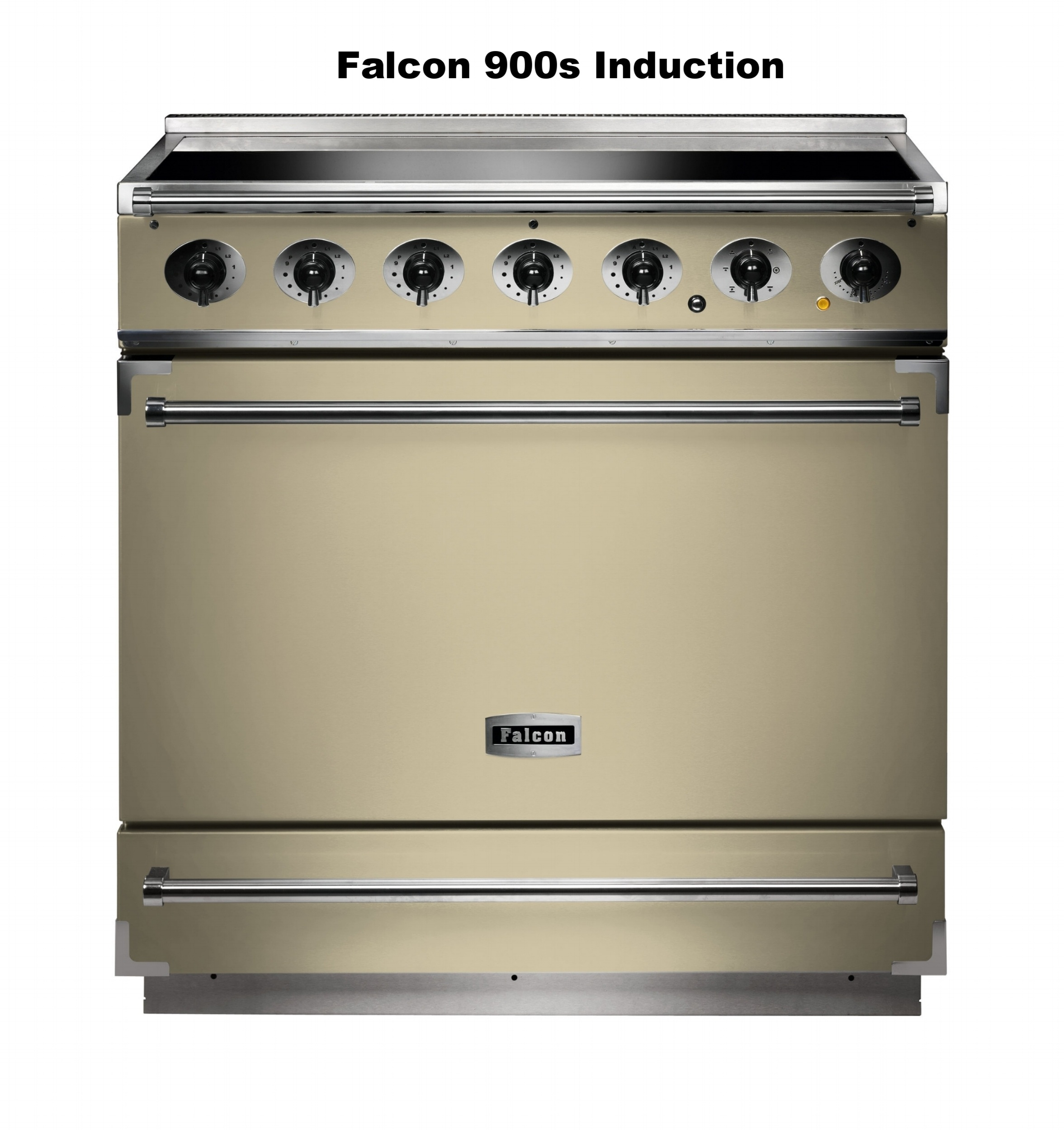 Falcon 900S cream induction