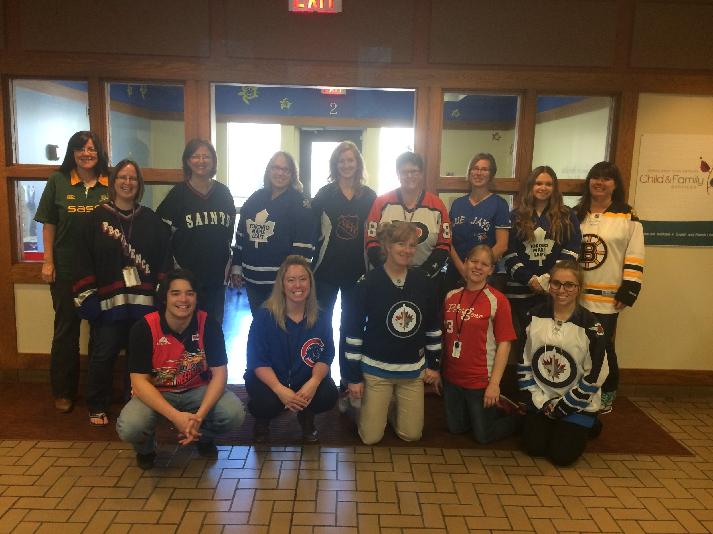 Jersey Day 2018