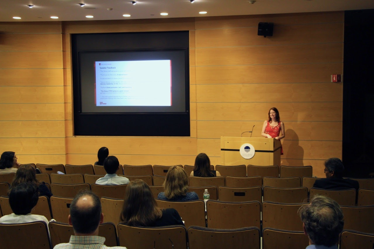 Communications & Outreach: Spring Semester Report - Lightning Talks at the Liaison Retreat