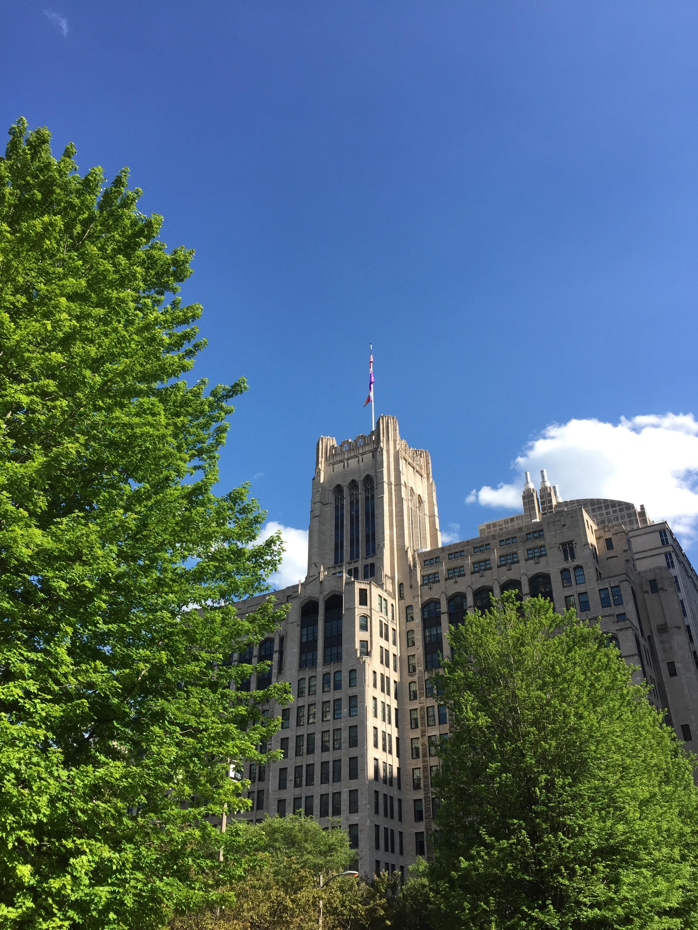 Northwestern Campus in Chicago