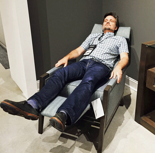 Chair by Vanguard